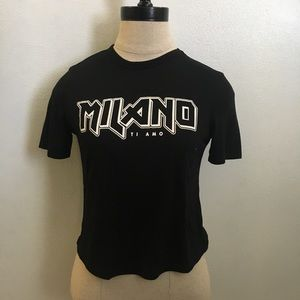 Milano Crop Top